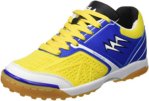 Agla nbsp;cm 5 Zapatos Fanthom Neón Outdoor De 28 44 Futsal Azul amarillo 3 rCrwvpq