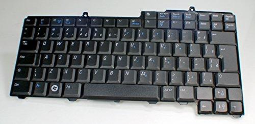 (NEW Genuine OEM DELL Latitude D520 D530 Laptop Notebook Single Point K051125X BRAZIL TECLADO PORTUGUESE 89 Black Key Keyboard Replacement MF903)