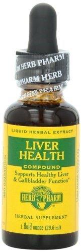 Herb Pharm Liver Health Herbal Formula for Liver and Gallbla