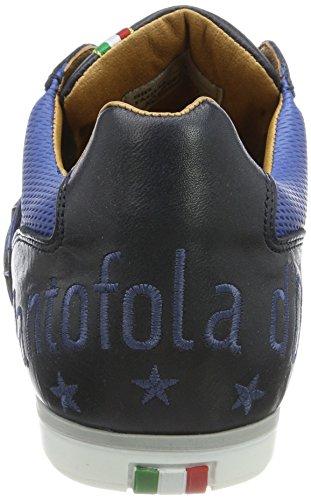 Homme Froussard blues Robe Bas Soulier Baskets Imola Herren D'or Blau ZqwnxtpU6I