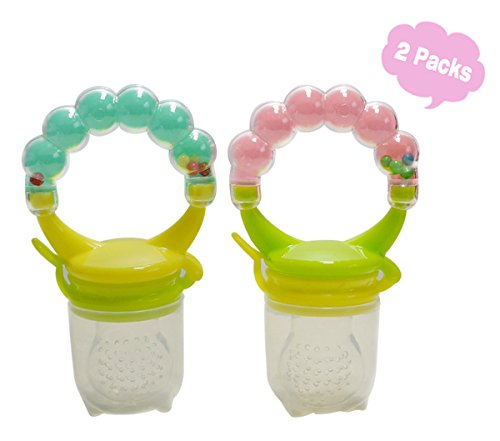 BYP Silicone Baby Nuk Mam 0-6 Month Pacifier Learner Teether Teething Soother Unisex 2 Pack