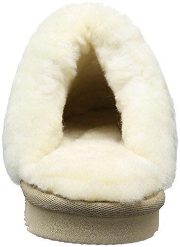 Warmbat Flurry - Zapatillas de casa para mujer beige (arena)