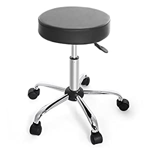 Homdox Adjustable Rolling Stool for MassageMedicalSalonOffice  sc 1 st  Amazon.com : rolling medical stool - islam-shia.org