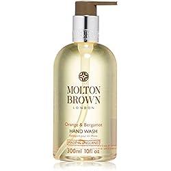 Molton Brown Hand Wash, Orange and Bergamot, 10 fl. oz.