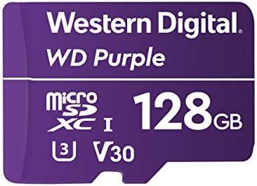 Western Digital Wd Purple Sc Qd312 128gb Microsdxc Computer Zubehör