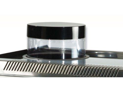 Espresso Siebträgermaschine mit integriertem Mahlwerk QuickMill MOD.02835