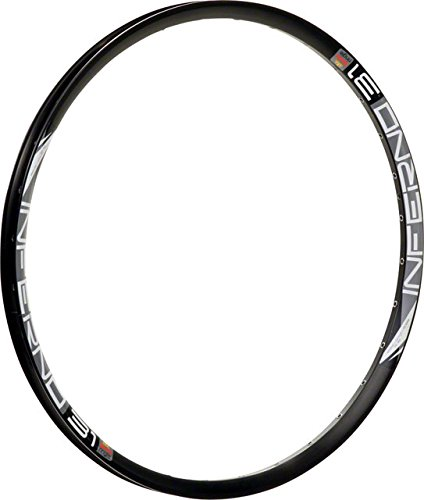 SUNringle Inferno 31 Bicycle Rim (27.5in 32h Black)