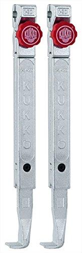 KUKKO(クッコ):20-3+20-30+用ロングアーム 500MM(2本) 3-502-P B01AXY0EVW