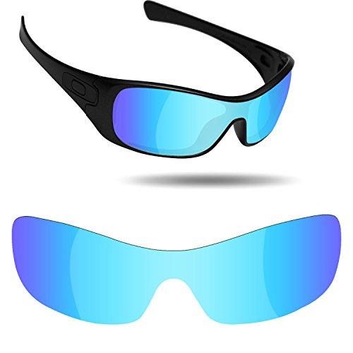 Fiskr Anti-Saltwater Replacement Lenses for Oakley Antix Sunglasses - Various - Lenses Replacement Antix Oakley