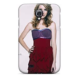 Hot Snap-on Emma Roberts 19 Hard Cover Case/ Protective Case For Galaxy S4