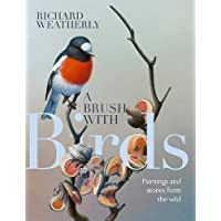 A Brush with Birds: Paintings and Stories from the Wild