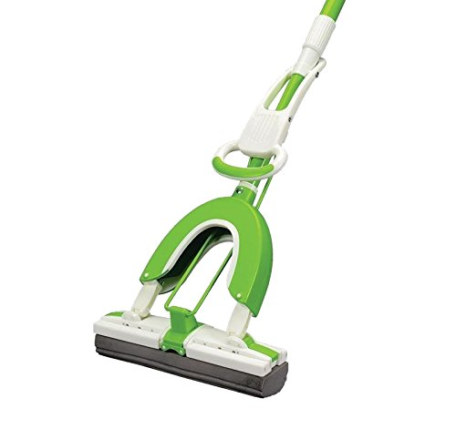 Scotch-Brite Butterfly Plastic Mop and Refill Combo