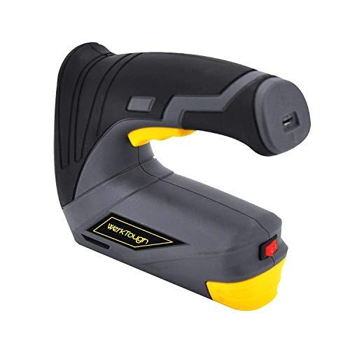 Cordless Staple Gun 3.6V With 1300mAh Li-ion battery USB Charger Uniteco Staple Gun CSG01