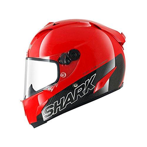 Shark - Casque moto - Shark Race-R Pro Carbon Blank RED