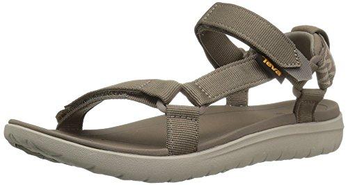 (Teva Women's W Sanborn Universal Sandal, Walnut, 10 M US)