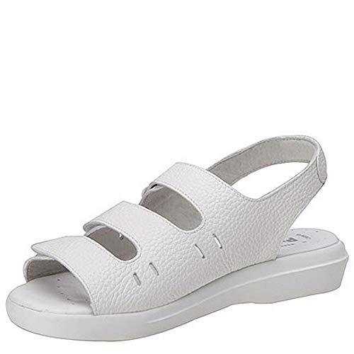 Breeze W0001 Women's Propet Walker White Sandal HS6WwUWTqx