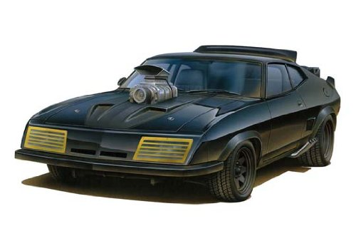(Aoshima Models The Road Warrior Mad Max 2 Interceptor 1973 XB GT Ford Falcon Coupe Kit, 1:24)