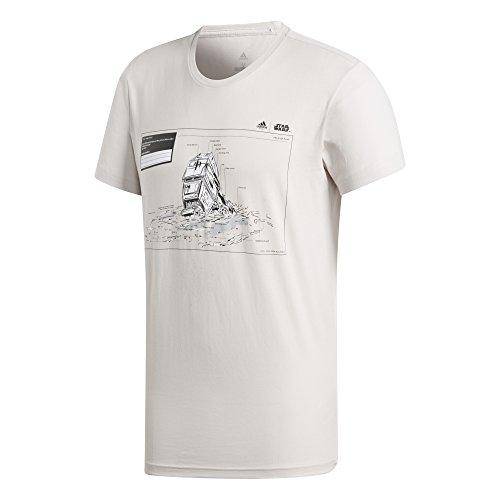 Adidas Herren Rugby Stiefel, Massive Hit, grau, (pertiz)