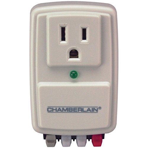 Chamberlain CLSS1 Garage Door Opener Surge Protector System For Power Surges Electronics Computers Accessories