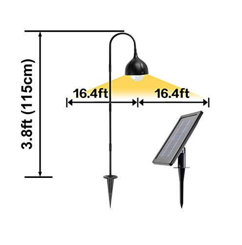 Solar Area Lights Outdoor in Florida - 8