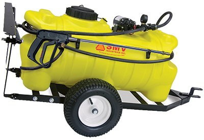 SMV INDUSTRIES 25TY202HLB2G2N 25 gallon DLX Trail Sprayer by SMV Industries