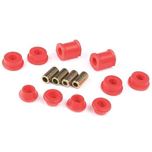 Empi 16-5107-0 Urethane Control Arm Bushing Kit - S/B VW Bug, Beetle, Baja, Buggy Type 1 71-73 (15-Piece Kit)