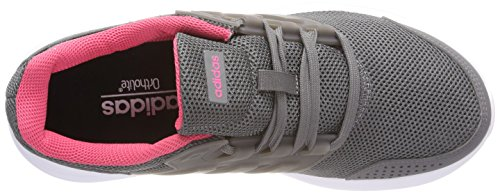 grey Pink W Chaussures Adidas Femme grey 0 Galaxy Four De real Four Running 4 Gris EtwxvwOq