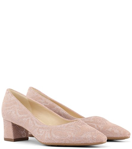 In Heel Rose Peter Kaiser Shoes Wide Low Bayli Tiles Rose Fit wO0tqS