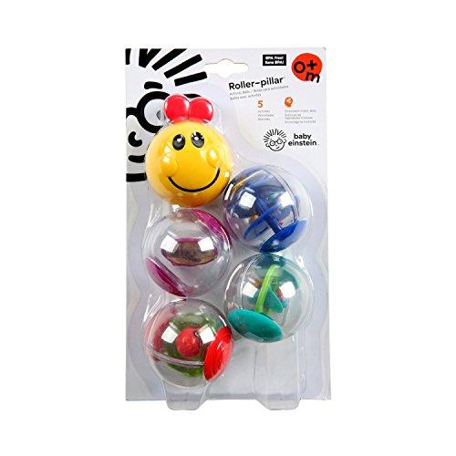41ZVDcK6X6L - Roller-pillar Activity Balls Toy