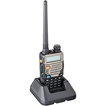 BAOFENG UV-5RE Dual Band Amateur Handheld Two Way Radio UHF/VHF 136-174/400-480Mhz 128 Channels Upgrade Enhanced Version FM Ham walkie talkie Transceiver with Earpiece