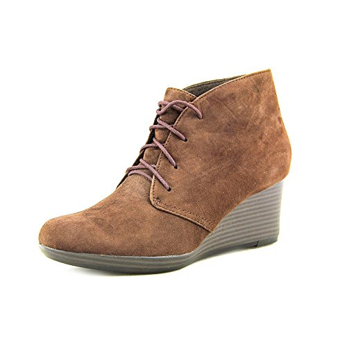 New Clarks Kristall Peri Bootie Brown