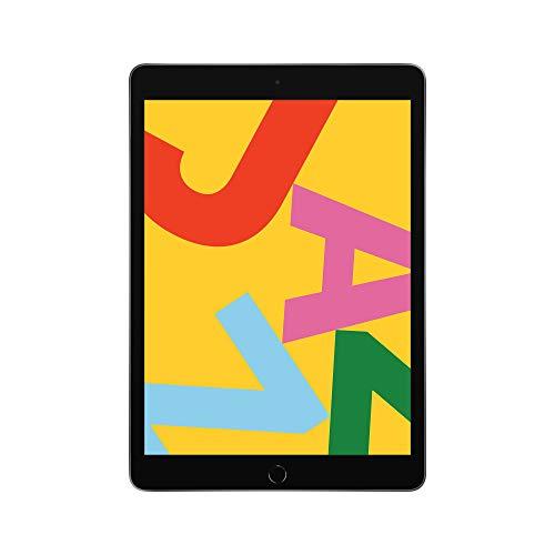 Apple iPad (10.2-inch, Wi-Fi, 32GB) – Space Grey (Latest Model)
