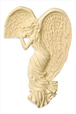 (AngelStar 8009 Angel Watching Right Corner Angel - Pack of 3)