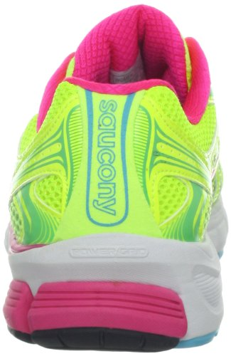 Saucony Ride 6 running shoes - Berry/Coral/Blue - Womens Citron/Pink/Blue yjb4DJKtKP