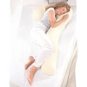 Theraline my7 - Almohada para Dormir de Lado, Incluye Funda ...