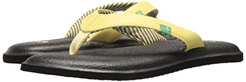 Chakra Yellow Yoga Women Sanuk Pear v5OqO8w