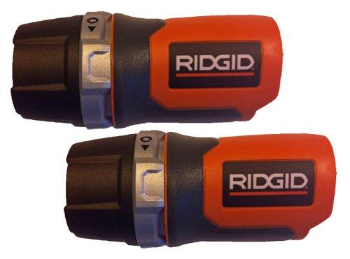 Ridgid R82920 12V LED Light (Light Only No Battery or Charger) (2 Pack) # 987073001