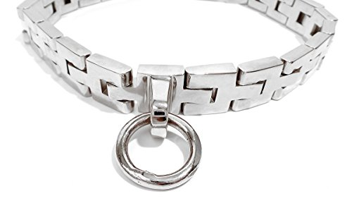 Bondage watch band collar