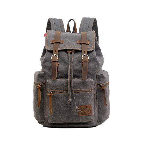 Canvas Backpack P.KU.VDSL-AUGUR Series