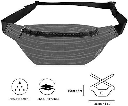常に-ダークグレー回転 ウエストバッグ ショルダーバッグチェストバッグ ヒップバッグ 多機能 防水 軽量 スポーツアウトドアクロスボディバッグユニセックスピクニック小旅行