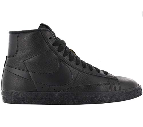 Nike Womens Blazer Mid SE Hi Top Trainers 885315 Sneakers Shoes (US 7.5, Black Anthracite -