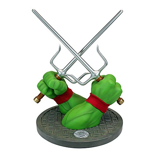 Edition Statue - Factory Entertainment Teenage Mutant Ninja Turtles Raphael Sai Limited Edition Prop Replica Statue