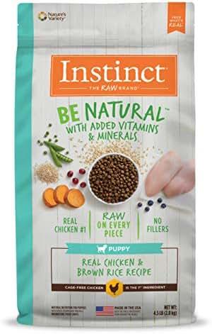 Dog Food: Instinct Be Natural