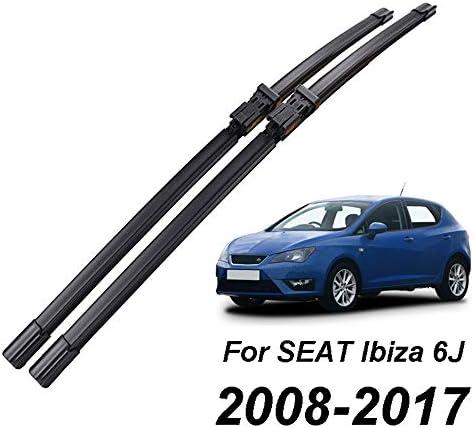 "SEAT Toledo 2012-2019 Brand New FRONT WINDSCREEN WIPER BLADES 24/""16/"""