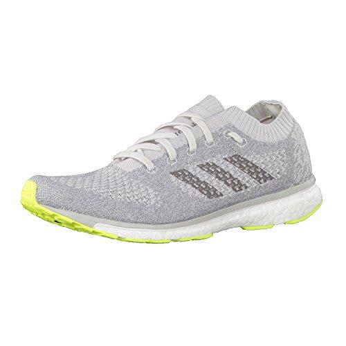 adidas Adizero Prime, Zapatillas de Running Unisex Adulto Gris (Griuno / Ftwbla / Gritre)