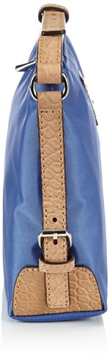 277 Blu PICCOLINA tracolla 0493763 Donna Jeans Croco Bleu a Blau 2 Borsa Bogner 7Ha0ww
