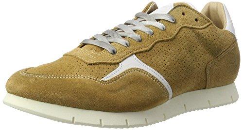 nobrand Herren Element Sneaker Braun (Cognac)