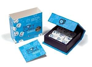 Asmodee STO03ES Story Cubes Acciones