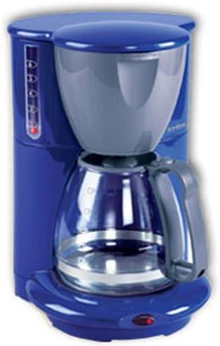 Emide KA 831 S/o cafetera para 2 – 6 tazas café de filtro/azul: Amazon.es: Hogar