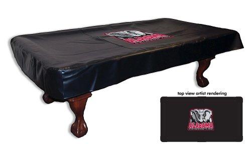 Alabama Crimson Tide Pool Table Cover-7 (Alabama Pool Table Cover)
